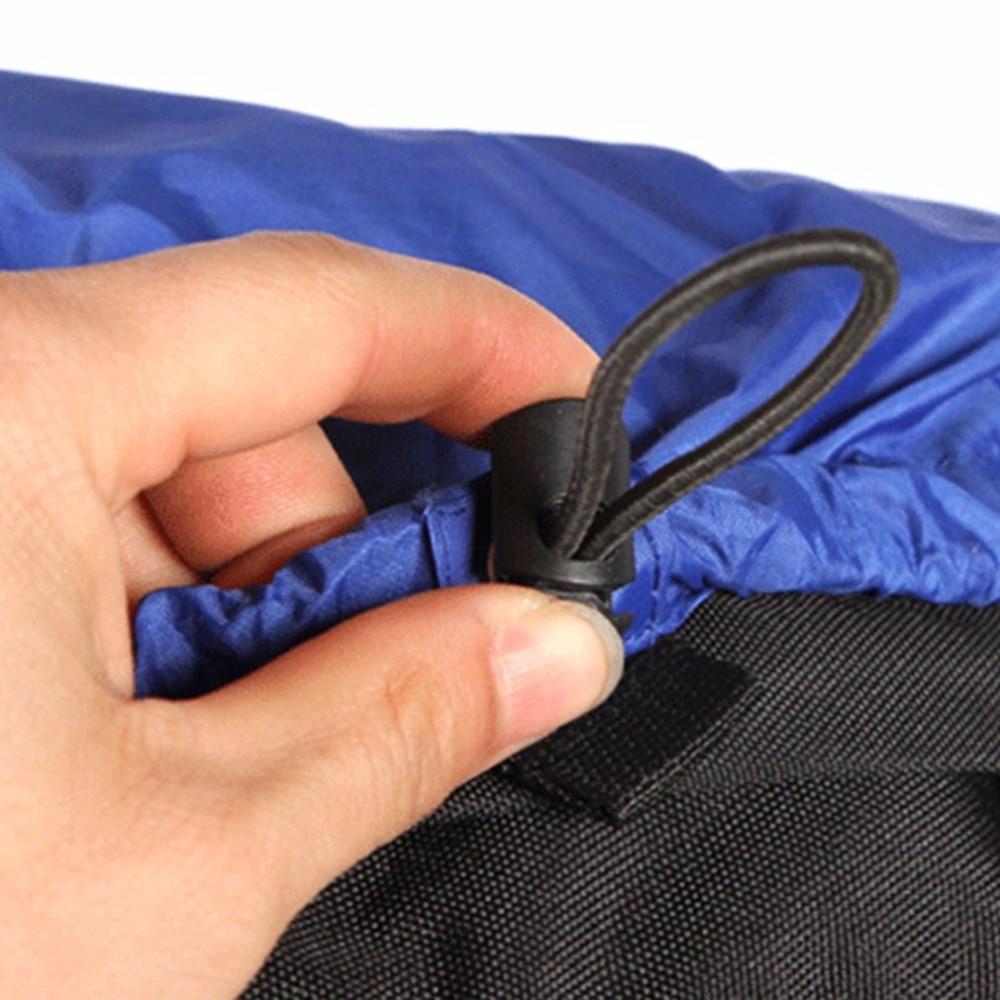120L/56L Waterproof Backpack Rin Cover Rain Resist Cover Climbing Bag Backpack Hiking Camping Cycling Shoulder PU Travel Bags