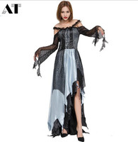 Women Halloween Costume Fashion Cosplay Costume sexy witch costume