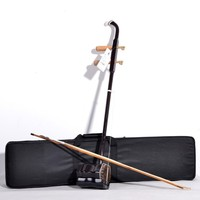 Chinese Erhu dunhuang musical instruments ebony madeira china erhu bow Erhu Chinese Musical Instrument send book