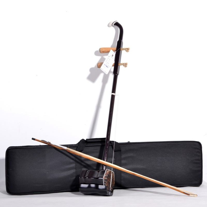 Chinese Erhu dunhuang musical instruments ebony madeira china erhu bow Erhu Chinese Musical Instrument send book dunhuang in focus
