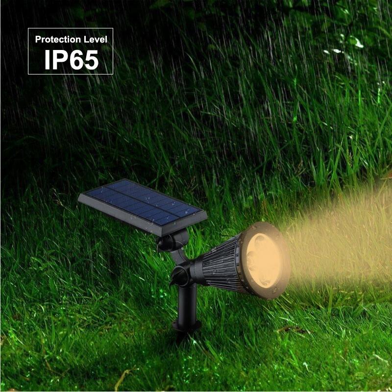 KHLITEC-Solar-Spotlight-Adjustable-Solar-Lamp-47-LED-Waterproof-IP65-Outdoor-Garden-Light-Lawn-Lamp-Landscape-Wall-Lights5