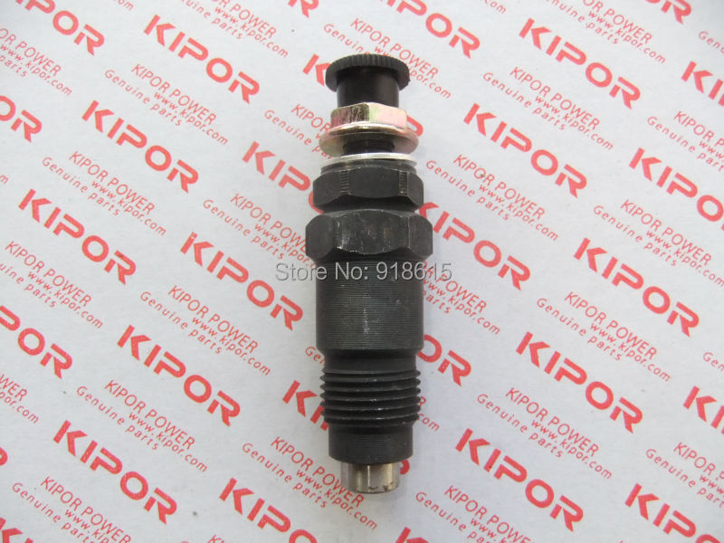 KM376,Fuel injector assembly ,fit for kipor KDE19EA etc model diesel generator, genuine parts