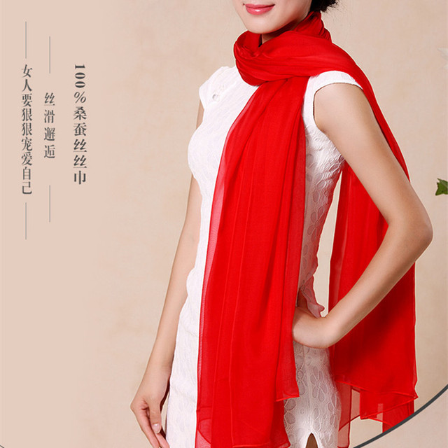 Novo cachecol de inverno mulheres 2016 xales e cachecóis moda feminina Chiffon lenço de seda outono xaile 195 * 65 cm