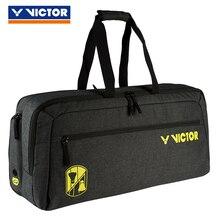 Victor Яркая сумка для бадминтона, теннисная сумка, спортивная сумка для мужчин и женщин BR3612