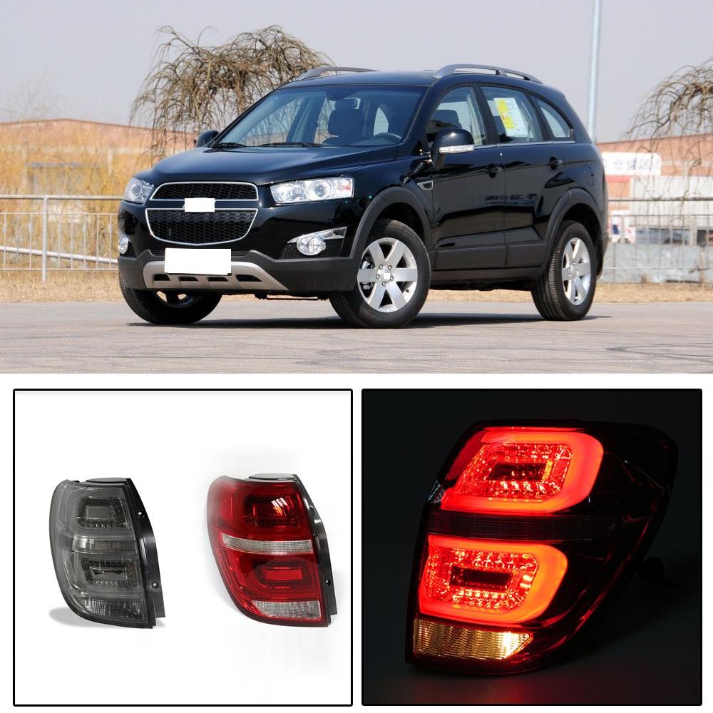 LED Rear Reflector Lights Lamp Assy For Chevrolet Captiva 2008~2012