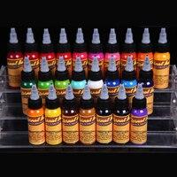 16 Colors 30ml Tattoo Ink Pigment BAODELI Lasting Complete Professional High Quality Body Tattoo Art Colors Body Art Tattoo