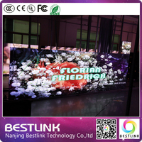 P4 Indoor Led Display Screen 512 512mm Die Cast Aluminum Cabinet Rgb Indoor Video Wall Led