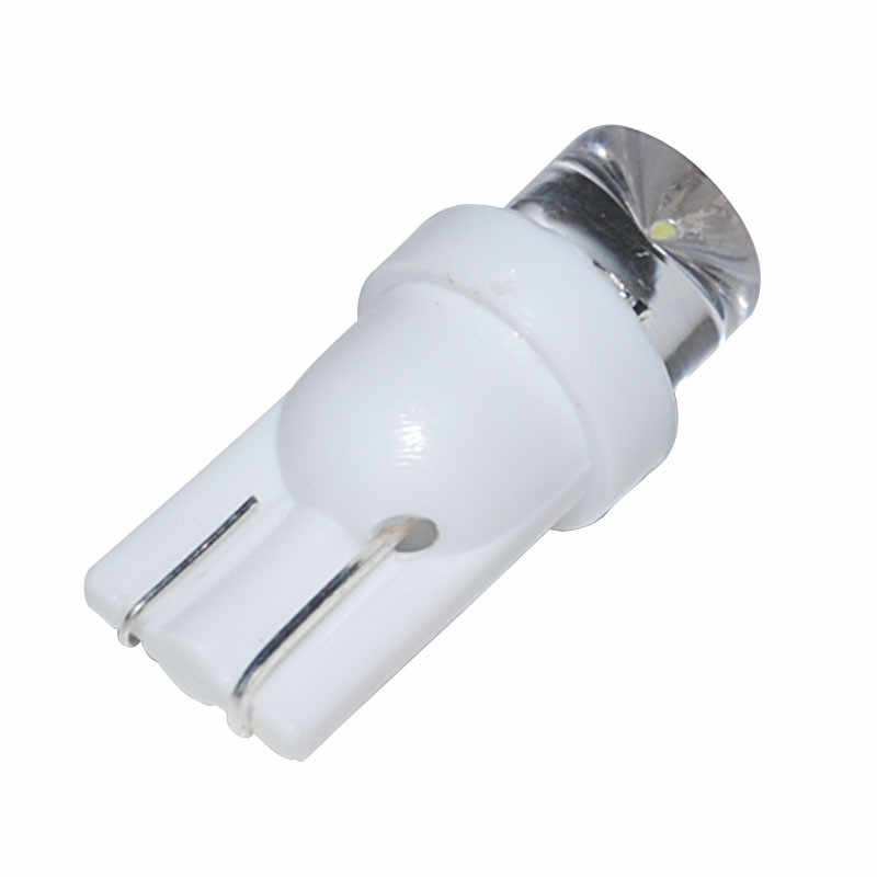 1 PCS Mobil Light Bulbs T10 194 168 SMD W5W Wedge Side Lampu 12 V DC Ekor instrumen Bola Lampu Plat Belakang