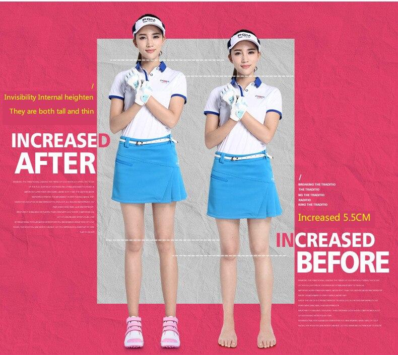Sapatos de golfe para as mulheres das