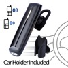 2016 Avantree Bluetooth 4 1 Wireless Headset With Car Holder Set Support TWO Phones Comfortable
