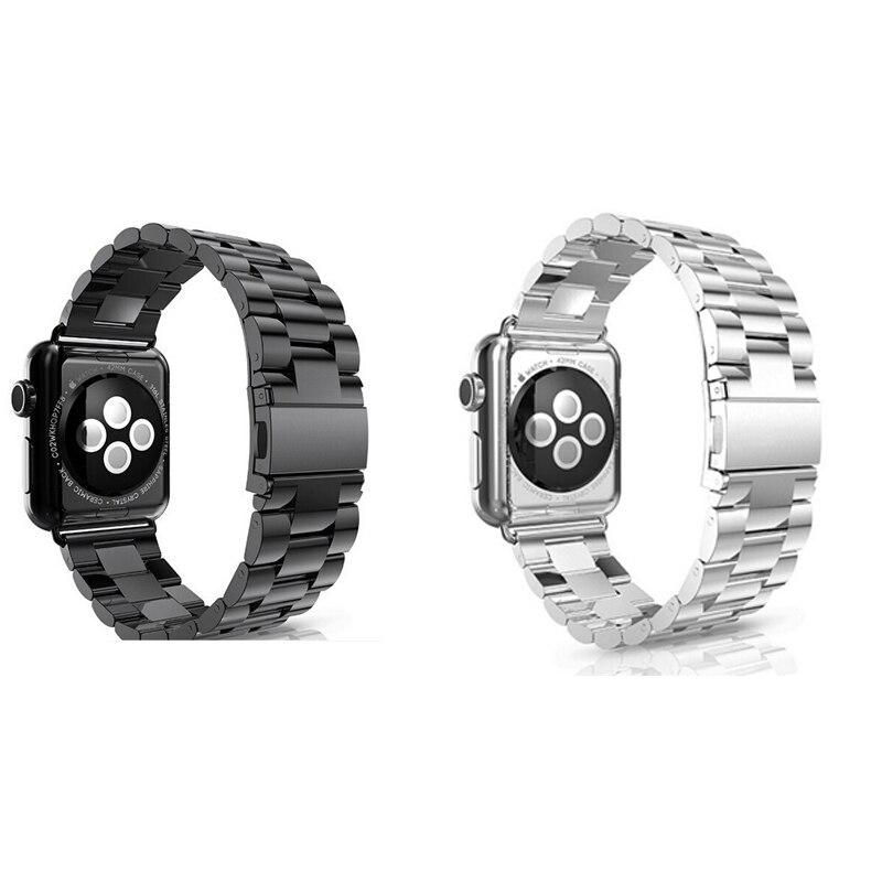 Serie 4/3/2/1 di Fabbrica cinghie 38/40mm cinturino in metallo in acciaio inox Per Apple cinturini per orologi di 42/44mm fascia di metallo del braccialetto di collegamentoSerie 4/3/2/1 di Fabbrica cinghie 38/40mm cinturino in metallo in acciaio inox Per Apple cinturini per orologi di 42/44mm fascia di metallo del braccialetto di collegamento