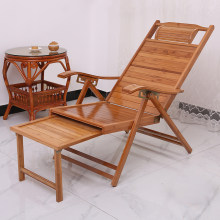 Folding cadeira cochilo idosos cochilo cadeira varanda cadeira do lazer adulto do agregado familiar fácil preguiçoso lounge chair(China)