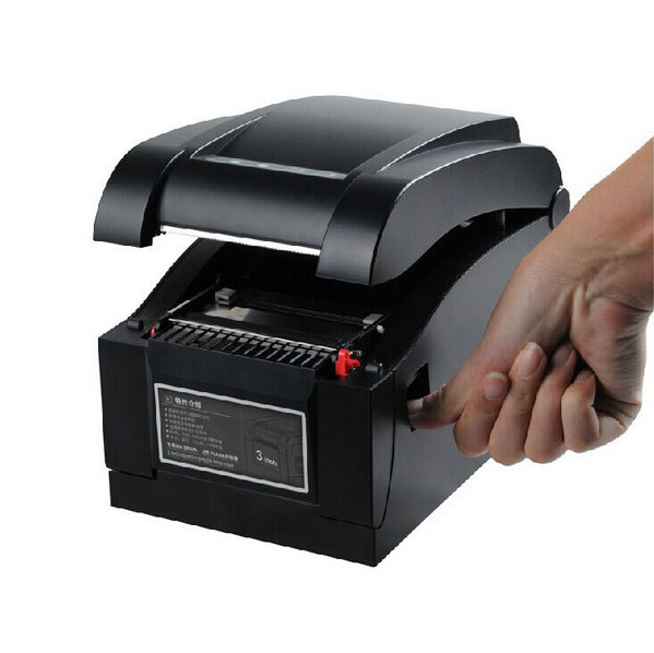 High Speed  USB port sticker printer Barcode Label Printer Thermal  Printer Can print qr code стоимость