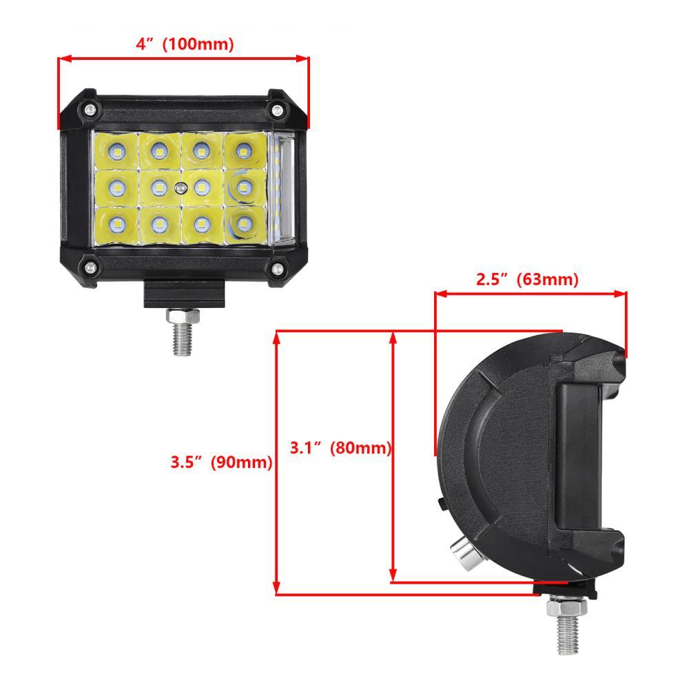كشاف LED ذو اضاءة  عالية 11