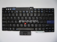 Laptop Keyboard For Lenovo For THINKPAD T60 T60P T61 T61P R60 R60E R60I English US 42T4066