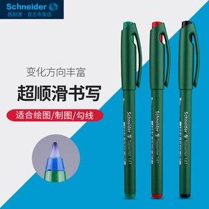 Image 2 - قلم حبر بلاستيك شنايدر شنايدر ألمانيا 5 قطعة 847/147 قلم حبر جاف 0.5 0.6 قلم توقيع بلاستيك صديق للبيئة