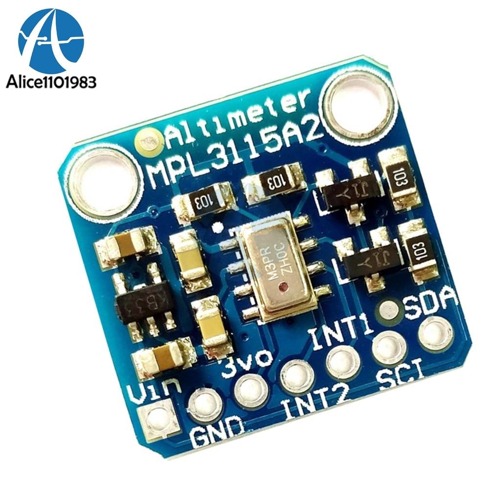 Strong Series Ch340 Ch340g Micro Usb Nano V30 30 Atmega328 Pro Compact Arduino Altimeter For Rc Planes Circuit Mpl3115a2 Temperature Pressure Measure Altitude Board Sensor Module Iic I2c Barometric Intelligent 5v