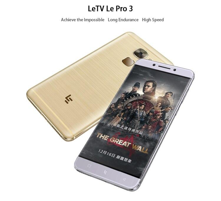 LeTv LeEco Le Pro 3