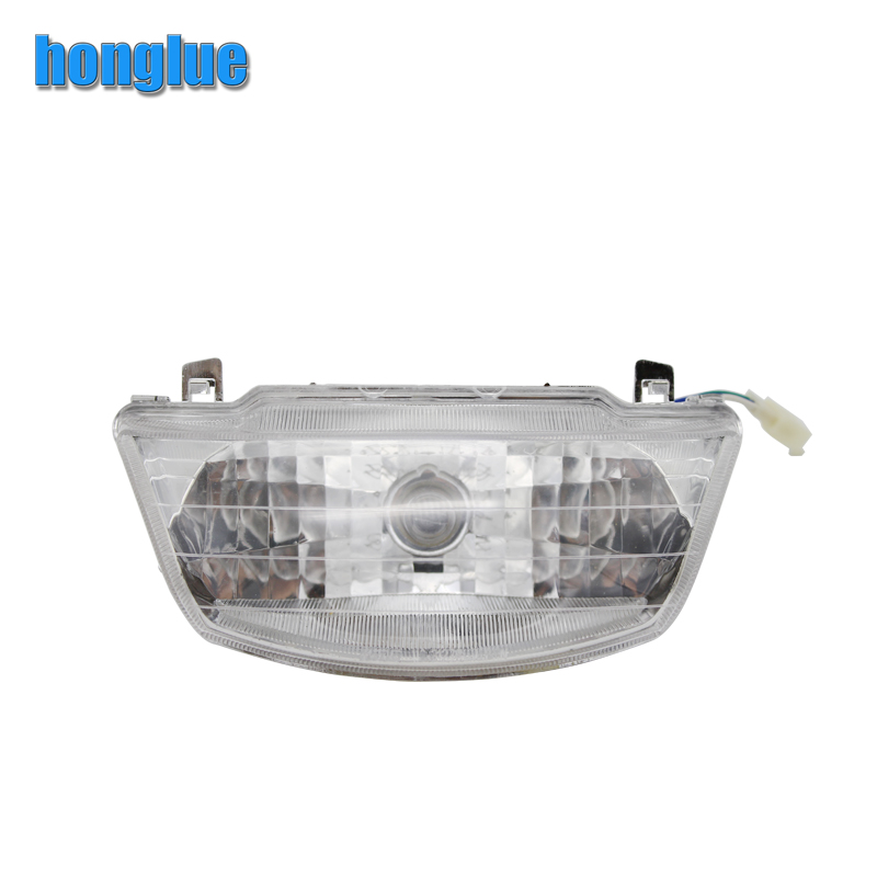 Motorcycle Accessories For Yamaha JOG ZR EVOLUTION Motorcycle Scooter Headlight Assembly Motorcycle Headlamp