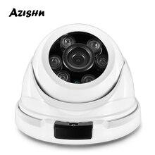 AZISHN металлическая H.265 5MP 2592*1944 FULL HD ip камера безопасности Hi3516EV300 onvif IP66 RTSP P2P Водонепроницаемая сетевая CCTV камера