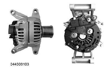 Новый 24 В 120A генератор 0124655076 для Caterpillar