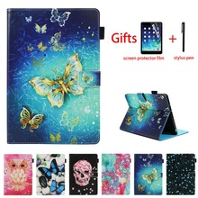 Case For 10.1 Huawei MediaPad M3 Lite 10 BAH-W09 BAH-AL00 BAH-L09 Tablet Protective Cover Skin TPU Back Shell Stand