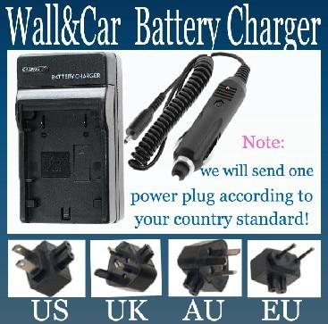 Battery <font><b>Charger</b></font> for <font><b>JVC</b></font> Everio GZ-MG230,GZ-MG330, GZ-MG340, GZ-MG360, GZ-MG630, GZ-MG650, GZ-MG670, GZ-MG680, GZ-MG730 <font><b>Camcorder</b></font>