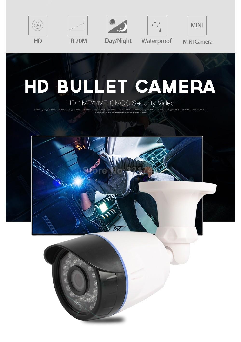 02 Bullet Camera