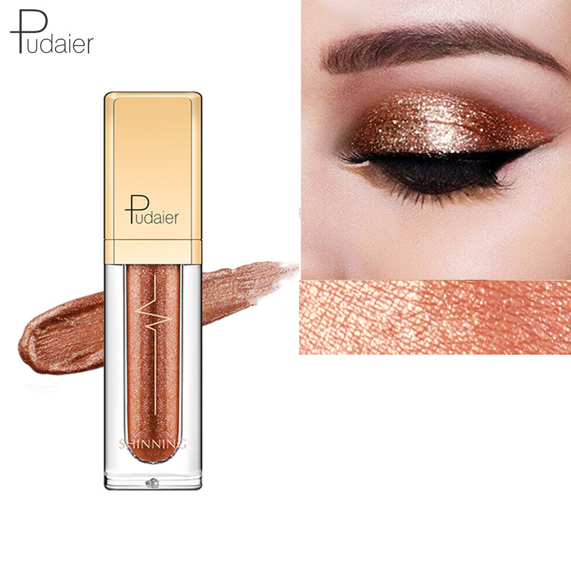 Eye Shadow Cheap Price 12 Colors Shiny Diamond Symphony Water Based Eyeshadow Liquid Pearly Matte Eye Shadow Glitter Lasting Natural Eye Makeup We Take Customers As Our Gods
