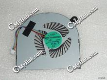 Genuino para Acer Aspire VN7 Nitro VN7-591 VN7-591G DC5V 0.50A 4Pin 4 Alambre de ventilador de refrigeración de AB07505HX070B00 00CWH860