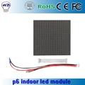 192 x 192 мм p6 из светодиодов панели крытый полноцветный SMD из светодиодов жк-модули 32 x 32 пикселей 1/16 сканирования из светодиодов дисплей модули