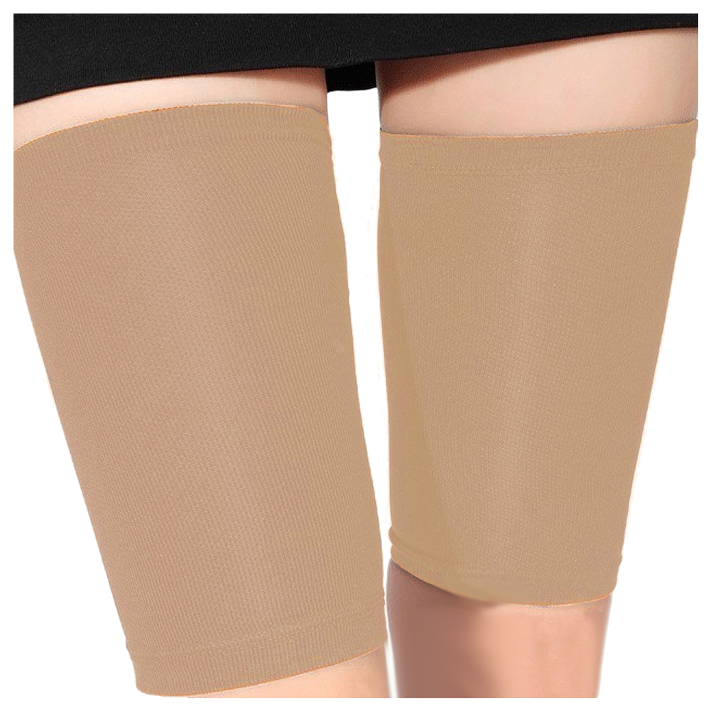 MYPF-New Fashion Thin Thigh Leg Shaper Burn Fat Socks Compression Stovepipe Leg Warmer Leg Slimming ...