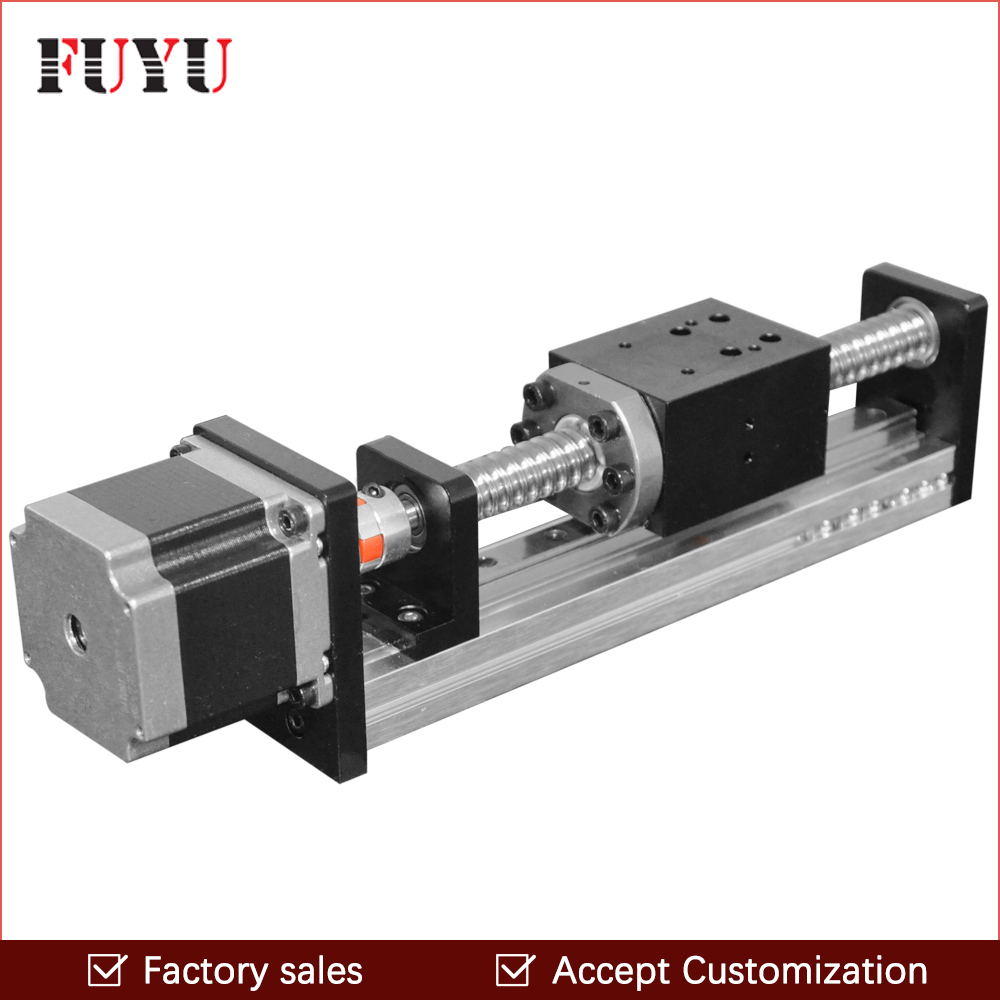 Free shipping 2017 New 200mm stroke Stepper Motor Linear Translation Stage For Machining berry programming language translation