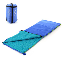 New Sleeping Bags Outdoor Envelope Warm Bag Camping Hiking Lightweight Portable Cold Temperature