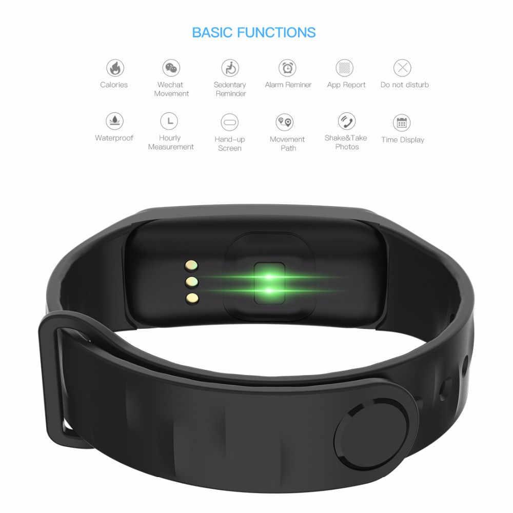 Schnoah Pria Smart Jam Tangan Olahraga Kasual Jam Digital LED Pria Wanita Militer Jam Tangan Silikon Jam Hodinky Pria Warna