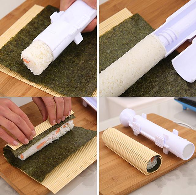 Sushi Roll Bazooka