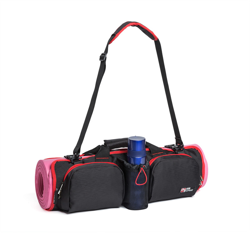 Sports Yoga Bag Waterproof Multi function Polyester Training Bag For Yoga Mat Fitness Gym sports Backpack Yoga Mat Exercise Case