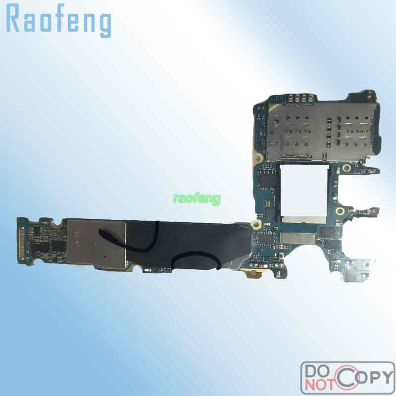 Raofeng  Unlocked for samsung S8 g950f motherboard  64gb whole function mainboard with full chip Logic Board|Mobile Phone Motherboards| |  - title=
