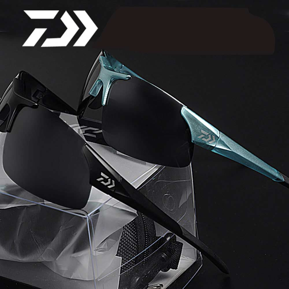 Daiwa outdoor Sport Fishing Sunglasses Men or Women Fishing glasses Cycling Climbing  Sun Glasses with Resin lenses Polarized foenixsong top quality polarized sunglasses men outdoor sport sun glasses for driving fishing women gafas oculos de sol