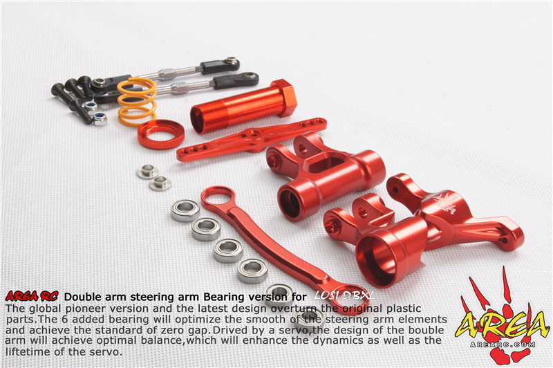Area RC Steering Arm for LOSI DBXL korting khc 6930 rc