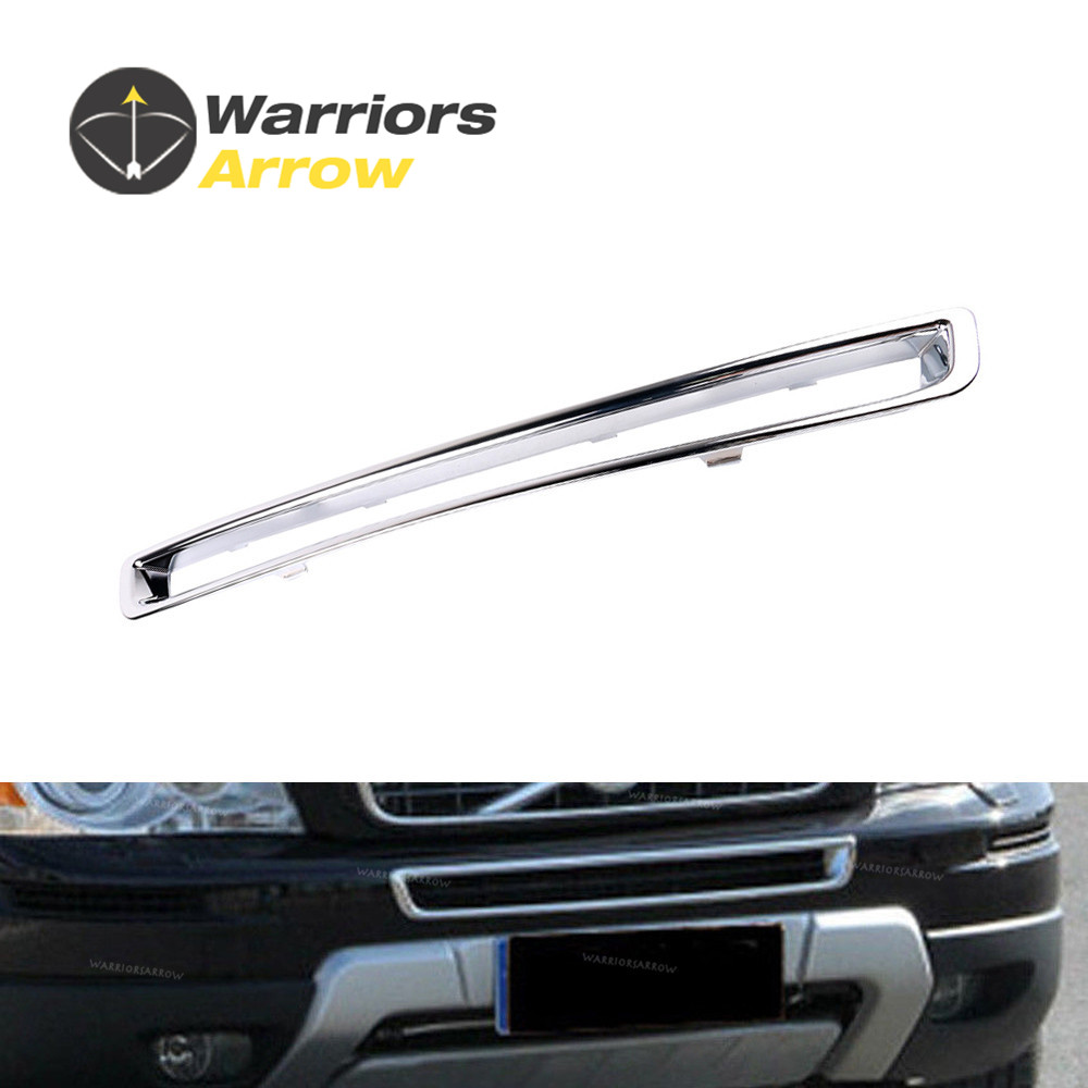30698143 For Volvo XC90 2007 2008 2009 2010 2011 2012 2013 2014 Chrome Exterior Front Plated