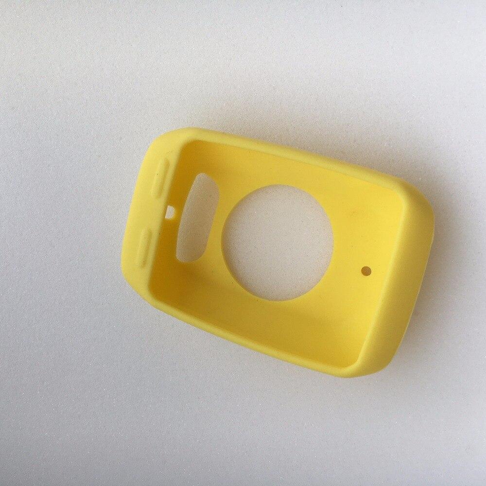 Cykel Silikon gummi stødfast beskyttelsescover til Garmin Edge 510 - Cykling - Foto 2