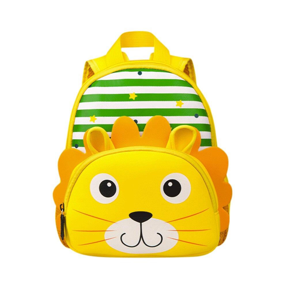 2018 Детский рюкзак малыша школьные сумки Kindergaten мультфильм плечо Bookbags Dropship 171229, если