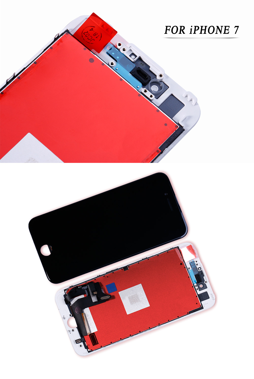 HTB1lVsaO9zqK1RjSZFLq6An2XXaC AAA+++ LCD Display For iPhone 6 7 touch Screen replacement Digitizer Assembly for iPhone 5S SE 6S LCD Screen No Dead Pixel