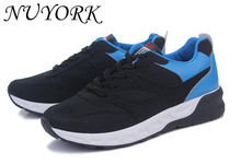 New listing hot sales springtime Men running shoes canvas Breathable sports shoes Y03