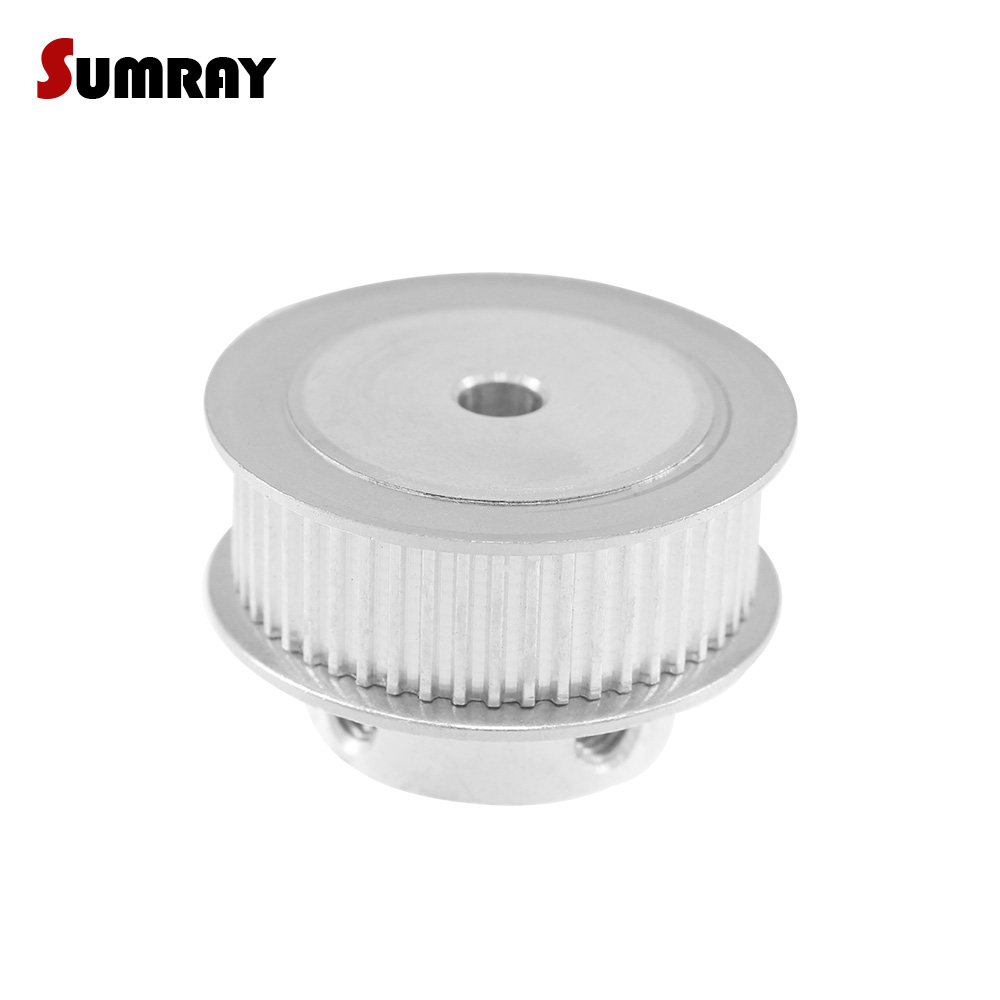 SUMRAY MXL 60T Timing Pulley 5/6/8/10/12/15/16/17/20mm Inner Bore Gear Pulley 11mm Belt Width Pulley Wheel for Laser MachineSUMRAY MXL 60T Timing Pulley 5/6/8/10/12/15/16/17/20mm Inner Bore Gear Pulley 11mm Belt Width Pulley Wheel for Laser Machine