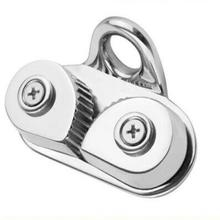 Stainless Steel 316 Cam Cleat with Leading Ring Boat Cleats Matic Fairlead Marine Sailing Sailboat Kayak Canoe Dinghy