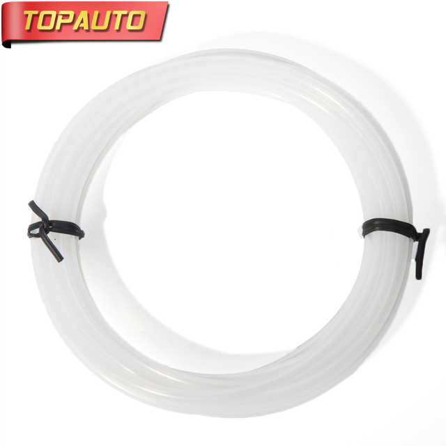 US $10 76 15% OFF|TopAuto 3 45m Clear Fuel Line 4mm for Oil Pump Dedicated  Tubing for Eberspacher Webasto Air Diesel Heater Auto Accessories on