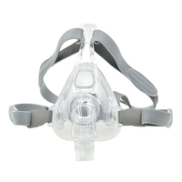 FOR Ventilator Mouth And Nose Mask With Headband Straps With Snoring Device Sleep Breathing Apparatus Accessories 94*177*123