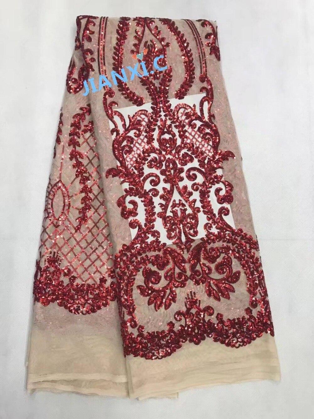 장식 조각 paillette 자 수 메쉬 레이스 아프리카 장식 조각 dhl에 의해 이브닝 드레스 선박에 대 한 레이스 패브릭 david 7112-에서레이스부터 홈 & 가든 의  그룹 1